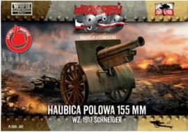 FTF | 082 | 1917 Schneider 155mm | 1:72