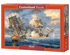 Castorland | Puzzel 500 | Firing Back