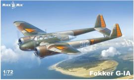 Mikromir | 72-017 | Fokker G-1A | 1:72
