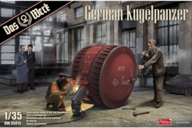 Das Werk | DW35015 | Kugelpanzer 2x | 1:35