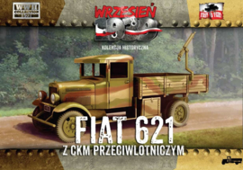 Fiat 621 with MG