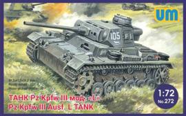 UM | 272 | Pz.Kpfw III Ausf. L | 1:72