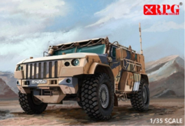 RPG | 35021 | KAMAZ K-4386 Typhoon-VDV | 1:35