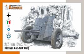 Special Armour   SA72024   3.7cm Pak36   1:72