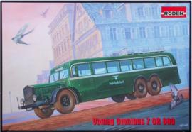 Roden | 729 | Vomag Omnibus 7 OR 660 | 1:72