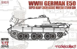 E-50 super heavy 38cm assult mortar sturm gun
