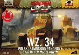 WZ-34 Armoured Car