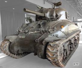 Sherman E9 conversion 1:35