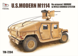 M1114, Up-Armored with M153 CrowsII system