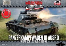 Panzer 3 ausf D