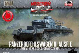 Panzerbefehlswagen III Ausf. E