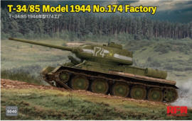 RYE Field Model | 5040 | T-34/85 mod. 1945 No.174 Factory | 1:35