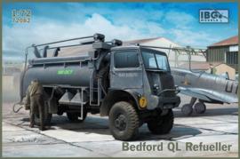 IBG | 72082 | Bedford QL Refueller | 1:72
