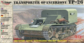 TP-26 Armoured personal Carrier