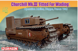 Dragon | 7520 | Churchill Mk.III fitted for wading | 1:72