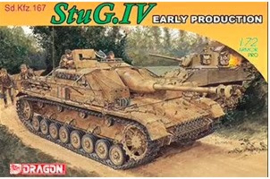 Dragon | 7235 | Sd.Kfz.167 Stug.IV early | 1:72