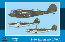 AZUR | FR0042 | B-10 Export WH-2/WAA | 1:72