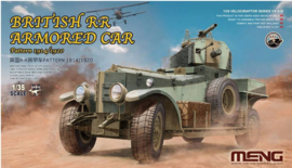 MENG | VS-010 | British Rolls Royce Armored Car Pattern 1914/1920 | 1:35