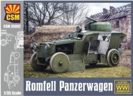CopperStateModels | CSM35002 | Romfell Panzerwagen | 1:35
