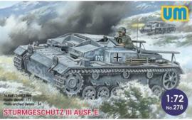 UM | 278 | Sturmgeschutz III Ausf. E | 1:72