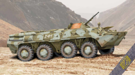 BTR-80 (early)