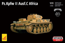 Attack | 72900 | Panzer 2 ausf.C Africa | 1:72