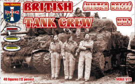 Orion | 72061 | British Tank Crew Winter Dress WW2 | 1:72