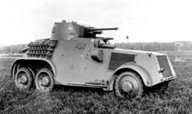 M38 Landsverk 1/87