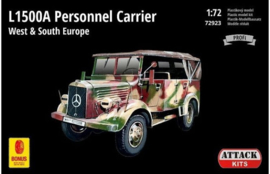 Attack | 72923 | L1500A Personnel Carrier west& south Europe | 1:72