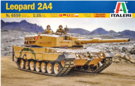 Italeri | 6559 | Leopard 2a4 | 1:35