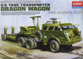 Academy | 1409 | M26 Dragon wagon | 1:72