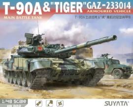 Suyata   002   T-90A & Tiger   1:48