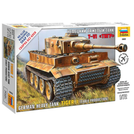 Zvezda | 5002 | Tiger 1 early | 1:72