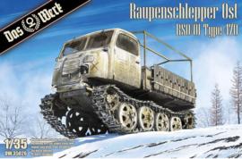 Das Werk   35026   Raupenschlepper Ost RSO/01 type 470   1:35