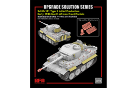 Rye Field Model | 2006 | TIGER I UPGRADE SOLUTION SERIES | 1:35