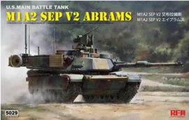 Rye Field Model | 5029 | M1a2 SEP V2 Abrams | 1:35
