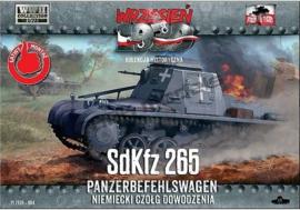 SdKfz. 265 Panzerbefehlwagen I Ausf.B