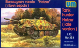 Hetzer (late version)