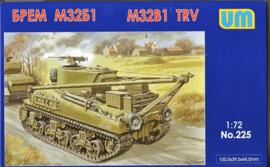 Um | 225 | M32B1 TRV | 1:72