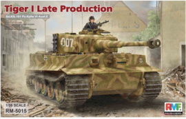 Rye Field Model | 5015 | Tiger 1 Late production  | 1:35