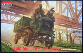 FWD Model B 3-ton Lorry