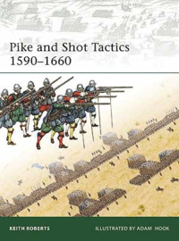 Osprey publ | Elite179 | Pike and Shot Tactics 1590-1660