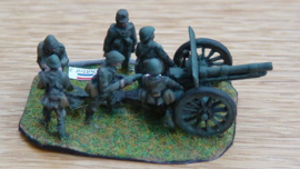 EarlyWarMiniatures | dutgun1 | 7veld gun | 1:72