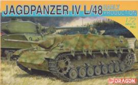 Dragon | 7276 | Jagdpanzer IV L/48 early | 1:72