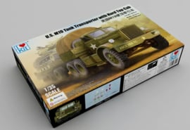 I Love Kit | 63501 | M19 Tank Transporter with Hard Top Cab | 1:35