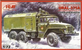 ICM | 72712 | URAL-375A Command Vehicle | 1:72
