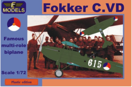 LF models | PE7201 | Fokker C.VD early | 1:72