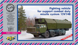 PST | 72070 | Fighting Vehicle for support combat duty missile system 15V148 | 1:72
