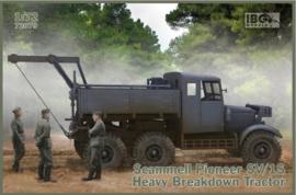 IBG | 72079 | Scammell Pioneer SV/1S Heavy Breakdown Tractor | 1:72