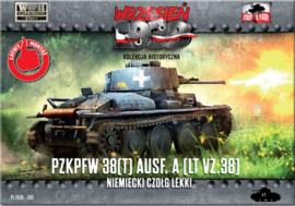FTF   081   Pz.Kpfw. 38(t) Ausf.A (LT VZ.38)   1:72